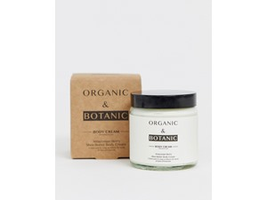 Organic & Botanic Amazonian Berry Shea Butter Body Cream