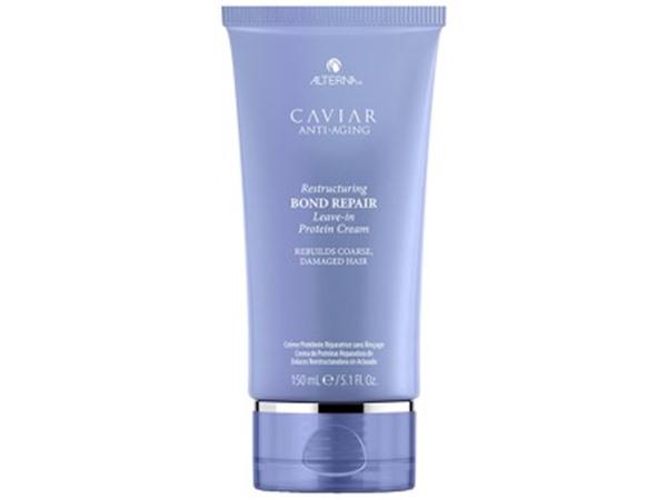 Caviar Anti-Aging Restructuring Bond Repair Leave-In Treatment Mousse 241G