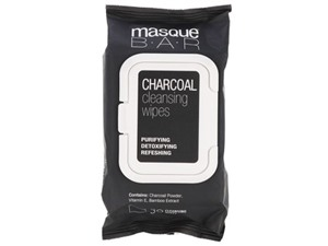 Charcoal Cleansing Wipes X 30