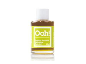 Oils of Heaven Organic Avocado Hydrating Face Oil