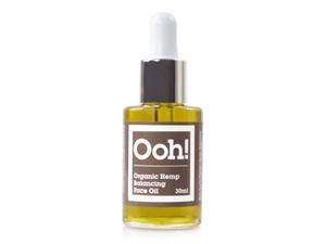 Oils of Heaven Organic Hemp Face Oil