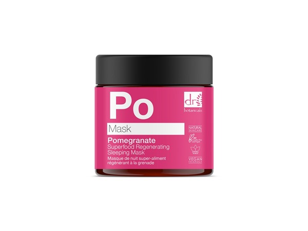 Pomegranate Superfood Regenerating Sleeping Mask