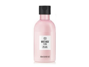 The Body Shop White Musk Flora Body Lotion White Musk Flora Body Lotion