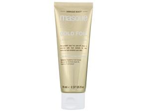 MasqueBAR Metallics Gold Peel Off Mask
