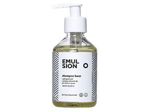 Emulsion Sls-Free Shampoo Base