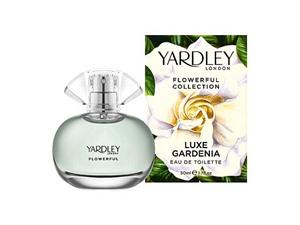 Yardley London Luxe Gardenia Eau De Toilette
