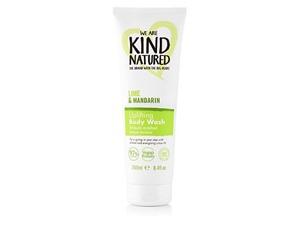 Kind Natured Uplifting Body Wash Lime & Mandarin