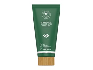 PHB Ethical Beauty Skin Shot Coffee Bean Scrub & Mask