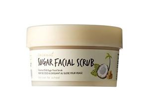 Too Cool For School Coconut Sugar Facial Scrub