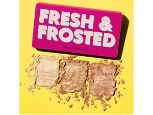 Sugar Rush Fresh & Frosted Highlighter Palette