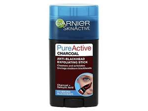 Pure Active Charcoal Anti-Blackhead Exfoliating Stick