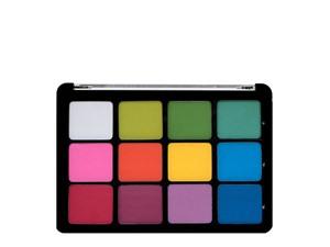 Viseart 08 Editorial Brights Eyeshadow Palette