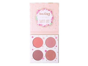 Cotton Candy Champagne Blush Palette