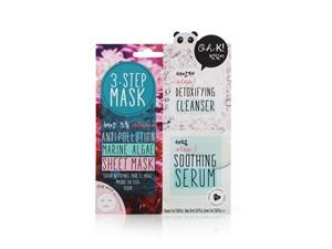 3-Step Seaweed Mask