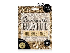 Topshop Gold Foil Sheet Mask