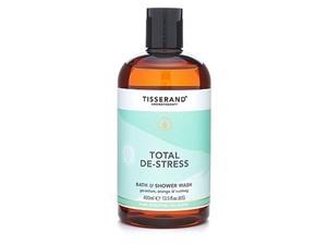 Tisserand Total De-Stress Bath & Shower Wash