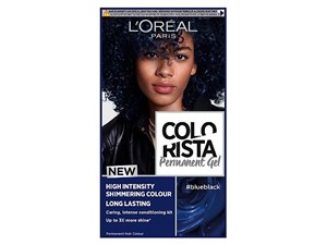 Colorista Permanent Hair Dye Gel High Intensity Permanent Hair Colour