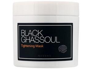 Black Ghassoul Tightening Mask