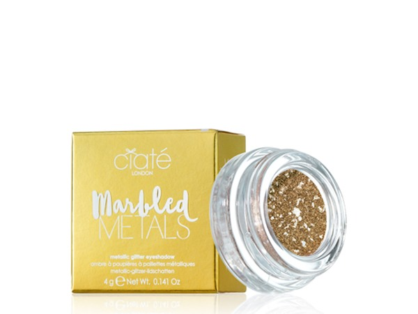 Marbled Metals Metallic Glitter Eyeshadow