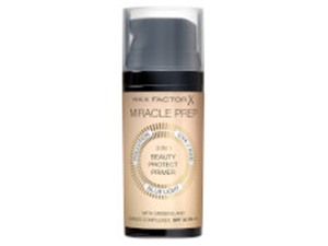 Max Factor Miracle Beauty 3-In-1 Prep Primer
