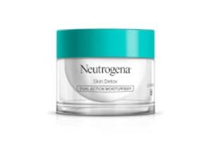 Neutrogena Skin Detox Dual Action Moisturiser
