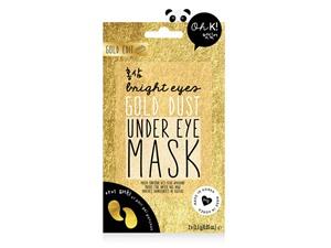Topshop Gold Under Eye Mask