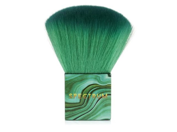 Spectrum Malachite Kabuki Brush