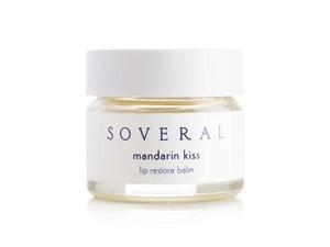 Alexandra Sovera Mandarin Kiss Lip Balm