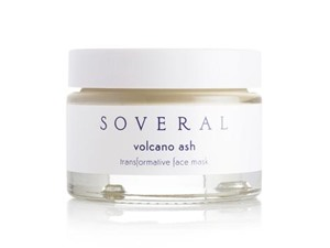 Alexandra Sovera Volcano Ash Face Mask