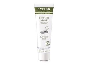 Cattier White Clay Scrub For All Skin Types