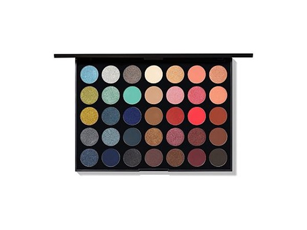 Eyeshadow Palette Hot Spot