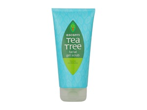 Escenti Tea Tree Facial Gel Scrub
