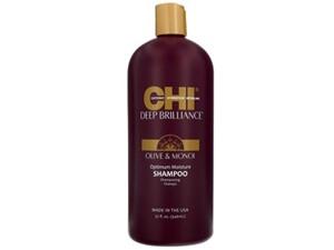 Farouk Chi Deep Brilliance Olive And Monoi Optimum Moisture Shampoo