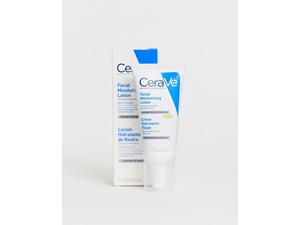 CeraVe Am Lightweight Hydrating Facial Moisturising Lotion For Normal To Dry Skin Spf 25