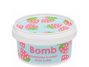 Bomb Cosmetics Body Butter Strawberries And Cream