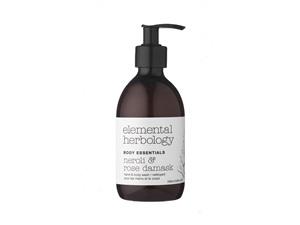 Elemental Herbology Neroli & Rose Damask Body Wash