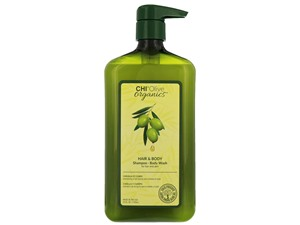 Chi Olive Organics Hair And Body Wash