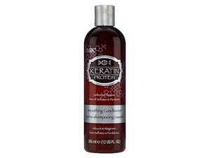 Hask Keratin Protein Smoothing Conditioner.