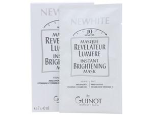 Guinot Newhite Masque Revelateur Lumiere Instant Brightening Mask 7 X  / 1.4 Fl.Oz. Sachets