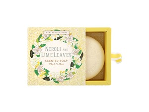 Heathcote & Ivory Neroli & Lime Scented Soap