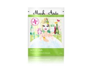Masker-aide Detox Diva Hydrating Sheet Mask