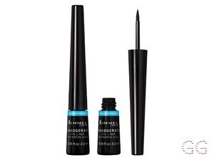 Rimmel Exaggerate Waterproof Liquid Eye Liner