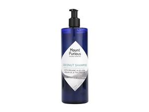 Mount Purious Organic Coconut & Tea Tree Shampoo