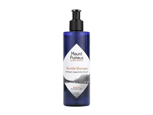 Mount Purious Organic Humble Unscented Shampoo