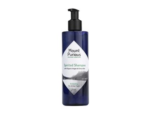 Mount Purious Organic Spirited Shampoo