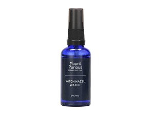 Mount Purious Organic Witch Hazel Water