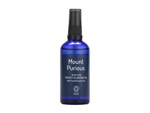 Mount Purious Unscented Bath & Massage Oil