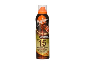 Malibu Continuous Spray Spf15 With Shea Butter