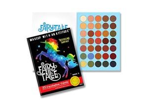 RUDE COSMETICS Fairy Tale Eyeshadow Palette