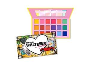 RUDE COSMETICS Whatever Forever 18 Eyeshadow Palette